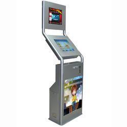 Dual LCD Kiosk Machine Fabrication