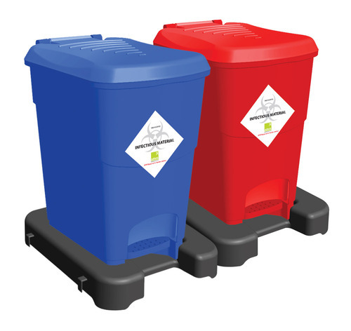 Trash Can Color Coding Cans Bins Recycling Waste Baskets The Garbage Bin