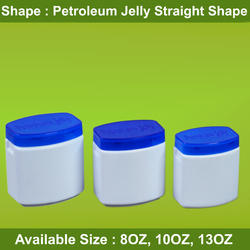 Petroleum Jelly Straight Shape Bottle