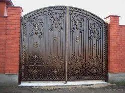 Rajwadi Iron Gate