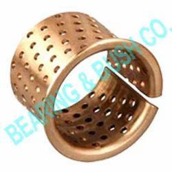 Homogeneous Bronze (Cu 91,3%, Sn 8,5%, P 0,2%)