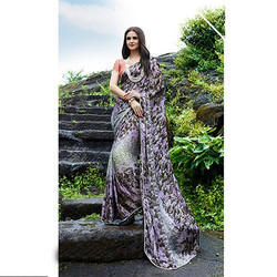 Printed Casual Wear Saree