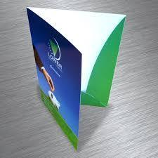 Custom Printed File Folders