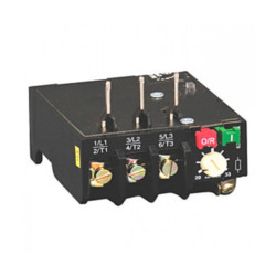 L&T 1A Single Pole Thermal Overload MN 2 Relay
