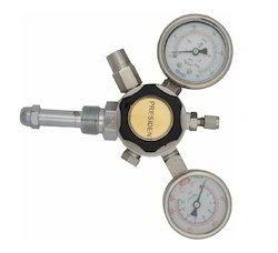 High Purity Industrial Gas Regulator