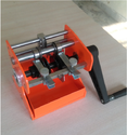 Cut Bend Machine For Axial Component