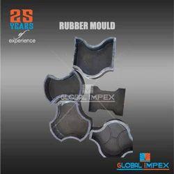 Rubber Moulds For Paver Blocks
