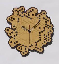 Wooden Wall Clock 202