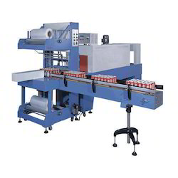 Sleeve Wrapper Machine for Cylindrical Bottles