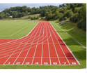 Synthetic Athletic Track