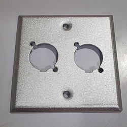 2 Way Plate For XLR Connector