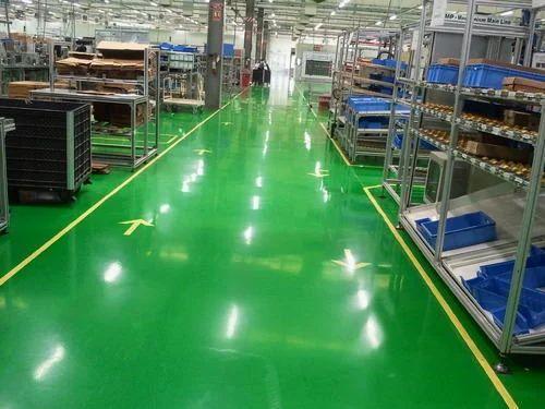 Anti Static Epoxy Flooring Service
