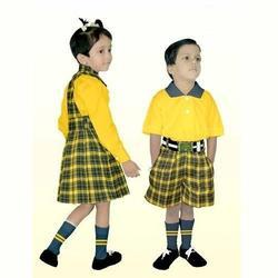 School Uniform Matty Suiting Fabric