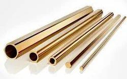 Brass Hollow Rod