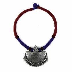 Lavender Dreams 925 Sterling Silver Necklace
