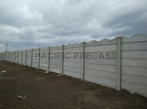 Readymade Precast Compound Wall