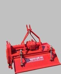 Garden Tractor Rotavator