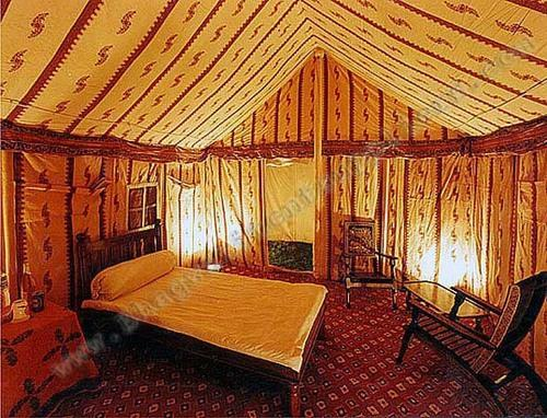 Luxurious Cottage Tent