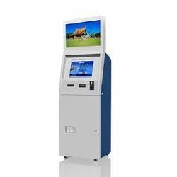 19 Inch Dual Telecom Kiosk
