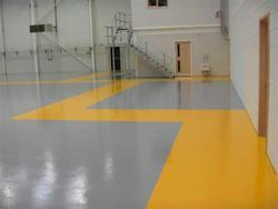 Heavy Duty Epoxy Flooring Service