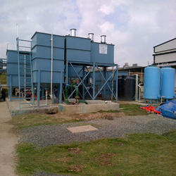 Industrial Waste Water Treatment System