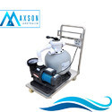 Moving Filtration Plant with Cleaning Kit