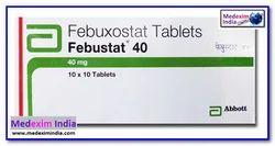 Febustat Medicine