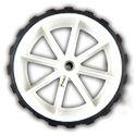 DC Wheel 10 x4 - 6mm