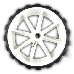 DC Wheel 10 x4 - 6mm
