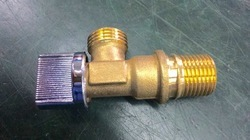 Brass Angle Valve 12mmx20mm for Concealed Cistern