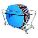 Table Round Trolley