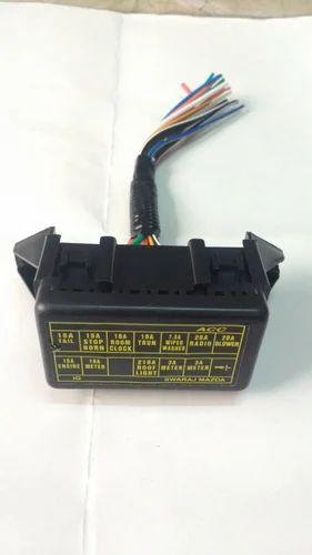 fuse box with wire fuse box acc swaraj mazda manufacturer from new fuse box wire connectors fuse box acc swaraj mazda