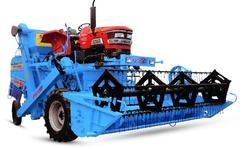 Tractor Mounted Harvester