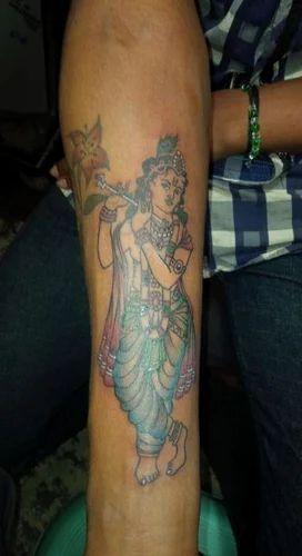 Lord Krishna Tattoo Mermaid Tattoo Service Provider From Bengaluru