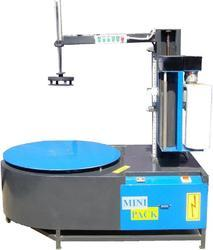 Box Carton Stretch Wrapping Machine