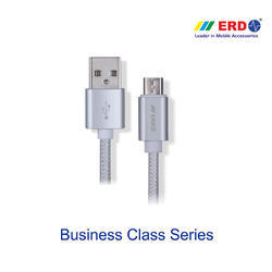 PC 25 Silver Micro (Metal Case Braided Cable)