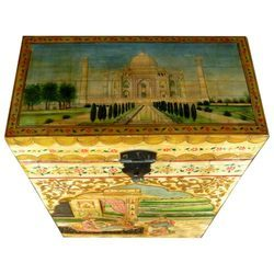 Tajmahal Painting Work Box