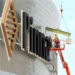 Sign Board Installation Service
