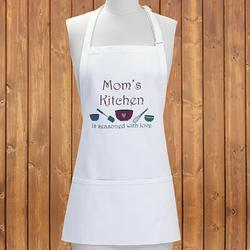 Personalized Printed Apron