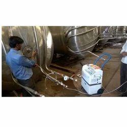 Heat Exchange Leak Testing
