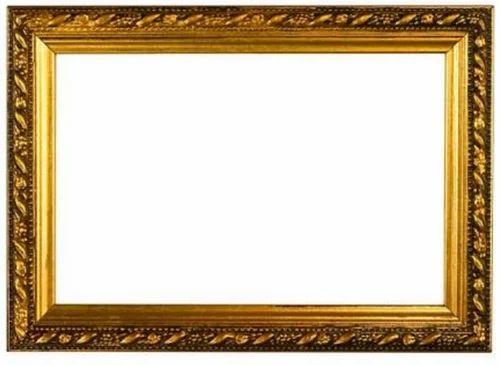 gold frame border png. Border Design Gold Frame Png