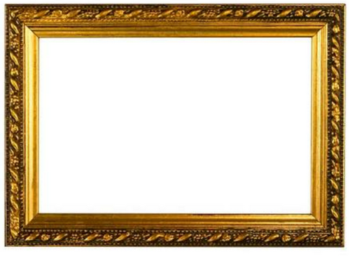 Border Design Gold Frame & Designer Photo Frame Manufacturer from Mumbai