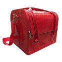 Leather Vanity Bag