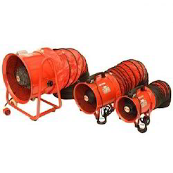 Mine Ventilation Fan Manufacturers, Suppliers & Exporters