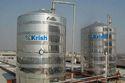 DM RO Water Storage Tank