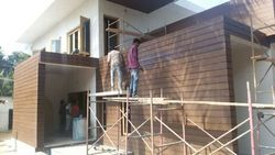 Cement Plank Cladding Service