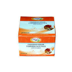Chandan Kesar Fairness Face Pack
