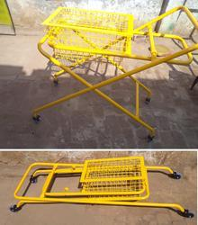 Tennis Ball Trolley