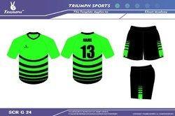 Sublimation Dye Soccer Uniforms