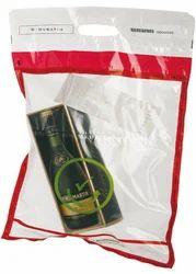 Proof Polyethylene Security Tamper Evident Bag